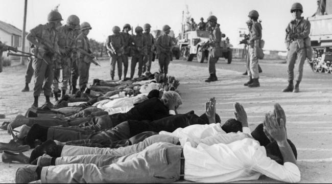 """محاضر إسرائيلية لعدوان حزيران: """"السماح"""" للفلسطينيين بالنزوح شرقا"""