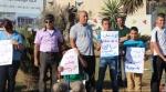أم الفحم: أهالي البيار يتظاهرون والبلدية تعقّب
