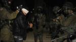 الاحتلال يعتقل 6 مواطنين فلسطينيين في الضفة الغربية