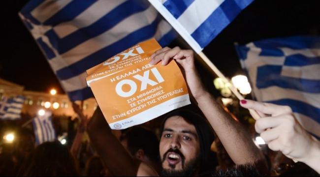 اليونان: الأغلبية تقول όχι لأوروبا