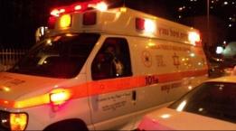 عرعرة النقب: مقتل سيدة وإصابة آخر خلال شجار