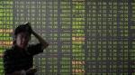 الأسهم الصينية تهوي مجددا