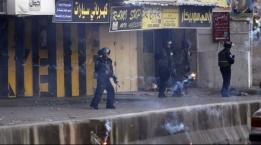مواجهات مع قوات الاحتلال في مخيم قلندية