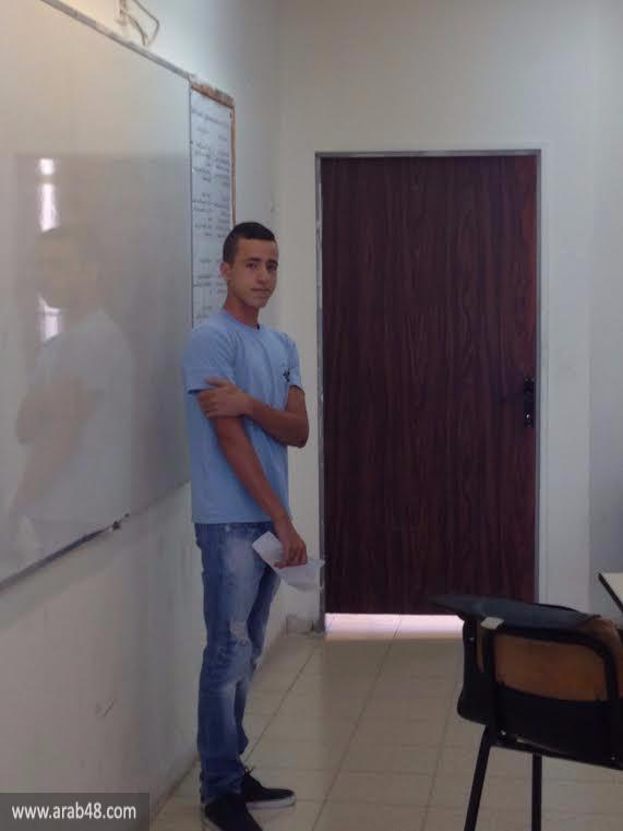 طلاب مدرسة الشاغور يحيون ذكرى هبة القدس والأقصى