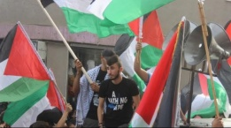 الإضراب والمسيرة القطرية في سخنين بعيون المشاركين