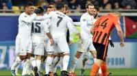 ريال مدريد يتخطى شاختار دونيتسك بالنتيجة 4-3