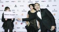 باسم يوسف أول عربي يقدم حفل