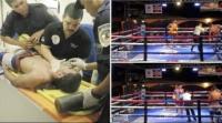 فيديو: وفاة ملاكم إثر تعرضه لضربة قاضية
