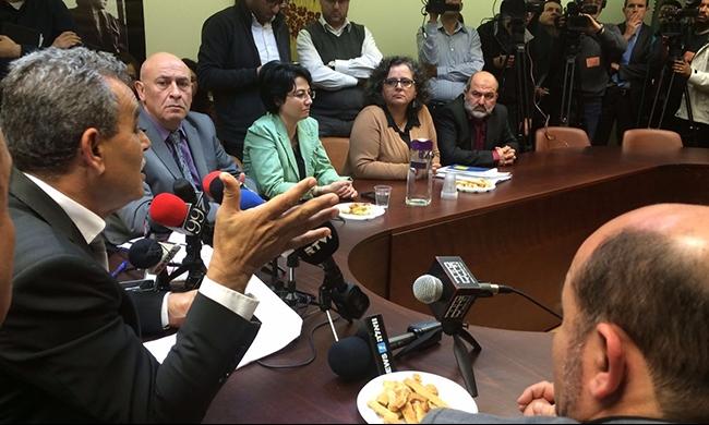 حملة التحريض تتواصل؛ نتنياهو للنواب العرب: يوجد حد