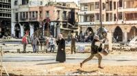 أنقاض حمص: إيحاء لفنانين سوريّين