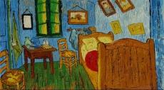 النوم في لوحات فان جوخ مقابل 10 دولار!