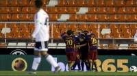برشلونة يبلغ نهائي كأس الملك رغم تعادله أمام فالنسيا