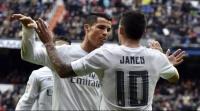 ريال مدريد يهز شباك أتلتيك بيلباو برباعية لهدفين