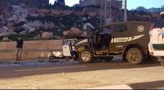 إطلاق النار على 3 فلسطينيين بعد عملية دهس شمال القدس المحتلة