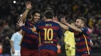 برشلونة يثأر من سيلتا فيغو بسداسية مقابل هدف