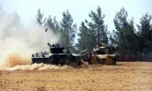 تواصل إطلاق النار على الحدود التركية السورية