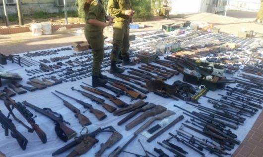 الاحتلال يركز جهوده ضد صناعات السلاح في الضفة