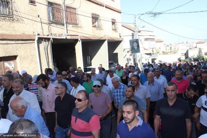 سخنين: الآلاف يشاركون في إحياء ذكرى هبة القدس والأقصى