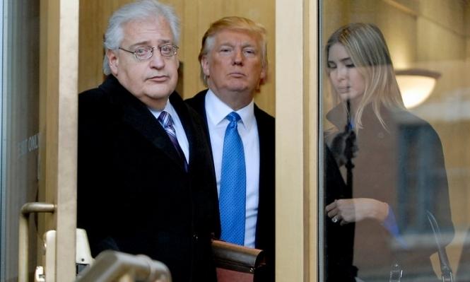 الصهيونيّة الليبراليّة في عهد ترامب
