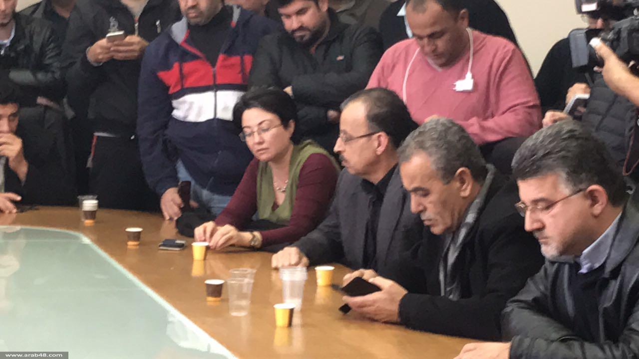 المتابعة تعلن الإضراب الشامل غدا احتجاجا على الهدم بقلنسوة