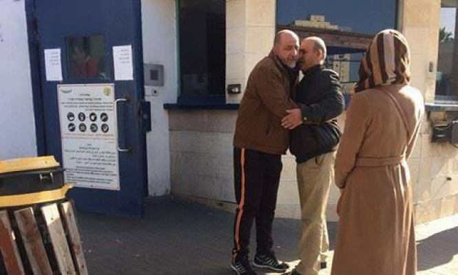 القدس: عويس يسلم نفسه لتنفيذ قرار سجنه