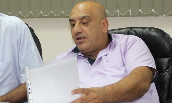 رئيس إدارة أبناء نحف يعلن عن استقالته
