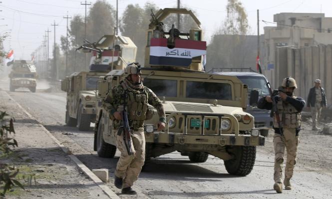 """مقتل 193 من """"داعش"""" واستعادة مناطق استراتيجية بالموصل"""