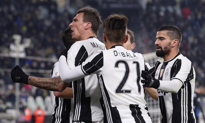 يوفنتوس يتأهل لربع نهائي كأس إيطاليا