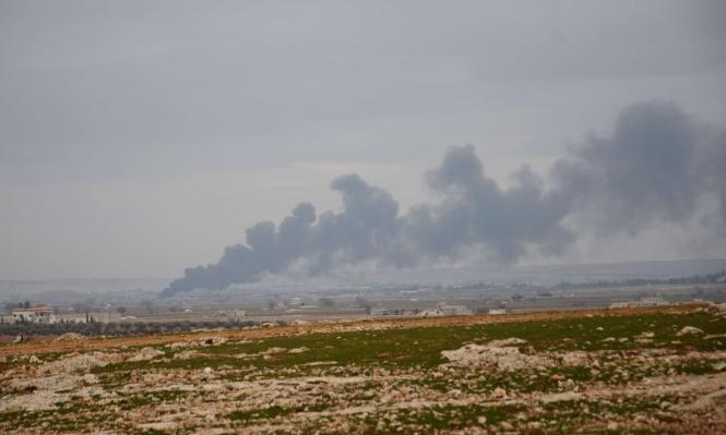ريف حلب: 6 قتلى مدنيين بغارات للنظام