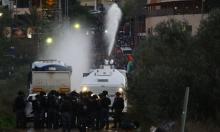 10 آلاف متظاهر بعرعرة: متظاهرون يغلقون وادي عارة