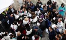 المستوطنون يقتحمون الأقصى بحراسة شرطة الاحتلال