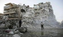 سورية: مقتل 11 شخصا في غارات جوية