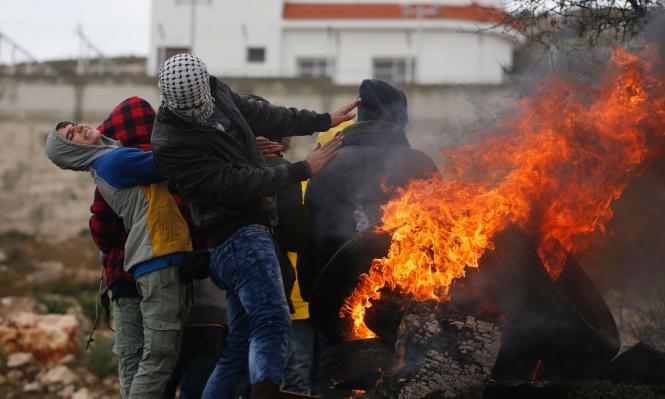 مقتل فلسطيني وإصابة آخرين برصاص إسرائيلي في الضفة