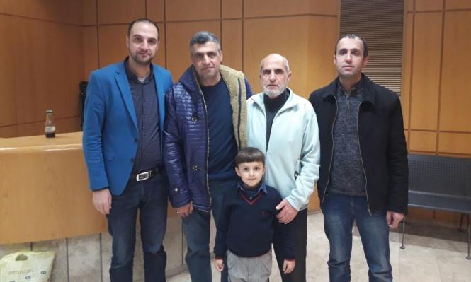 إطلاق سراح ناشطين من كفر كنا وعرابة