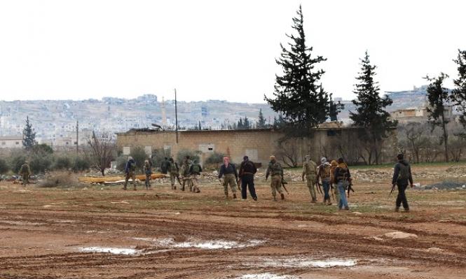 تركيا تسيطر على الباب السورية ومقتل عشرات المدنيين