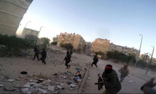 """""""مصر الشريك الأمني الأهم لإسرائيل في المنطقة"""""""