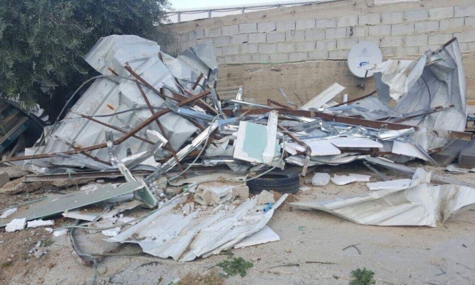 الاحتلال يهدم غرفتين بسلوان ويعتقل 12 مقدسيا