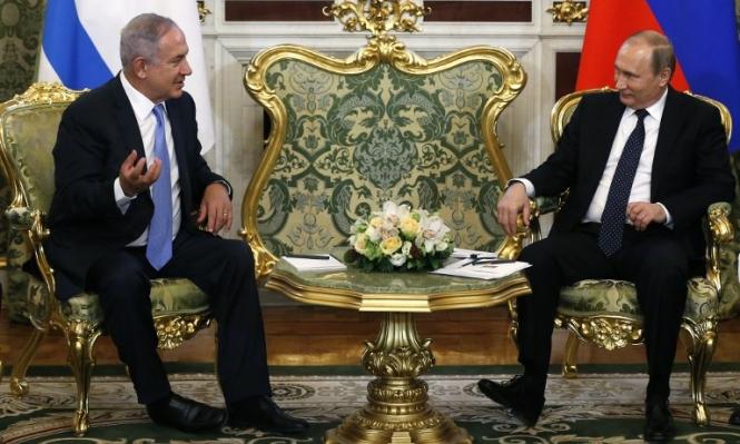 الأسد: بإمكان روسيا لعب دور مهم بين سورية وإسرائيل