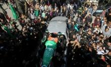 تشييع فقهاء والنائب العام الفلسطيني يتهم الموساد باغتياله