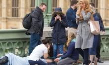 صاحبة الصورة الشهيرة ترد على منتقديها بعد اعتداء لندن