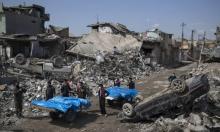 تعليق معركة الموصل بسبب الضحايا من المدنيين