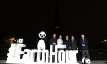"""""""ساعة الأرض"""": الأضواء تنطفئ في 7000 مدينة حول العالم"""