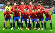 6 لاعبين إسبان مهددين بالغياب عن مواجهة إيطاليا