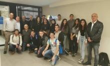 """الناصرة: """"مايكروسوفت"""" تجتمع بالفائزين في """"هاك دريم"""""""