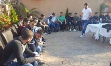 العشرات يقدمون واجب العزاء لأهل طالبي الطب في رومانيا