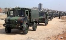 """تركيا تعلن انتهاء عملية """"درع الفرات"""" بسورية"""