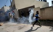 الاحتلال يعتقل 12 فلسطينيا بالضفة ومواجهات في جنين