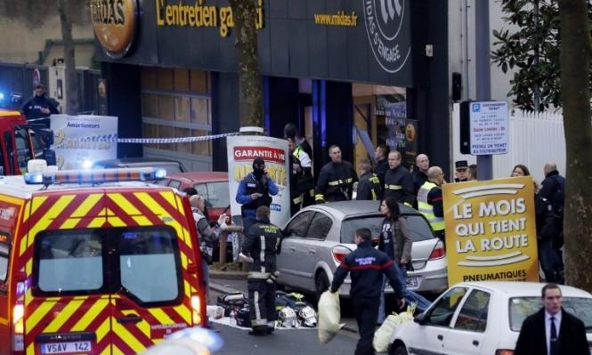 مقتل شرطي وإصابة آخرين بإطلاق نار بباريس وتصفية المنفذ