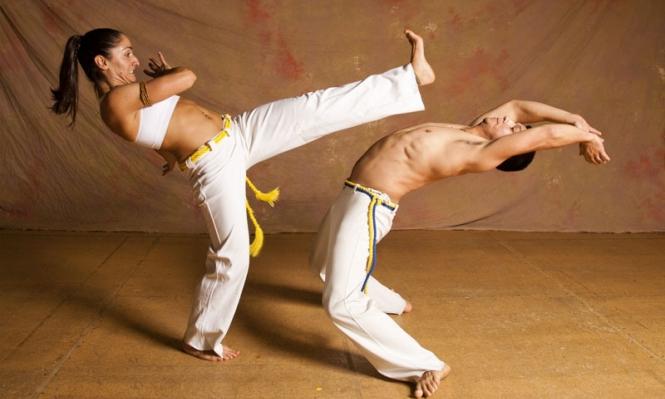 ورشة تدريب رقص الكابويرا
