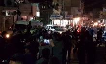 المئات يشيعون الشهيدة سهام نمر في مخيم شعفاط